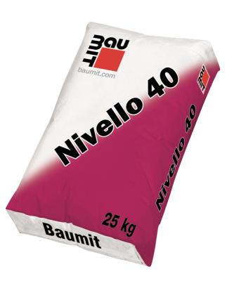 Baumit Nivello 40