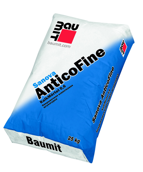 Baumit Sanova AnticoFine